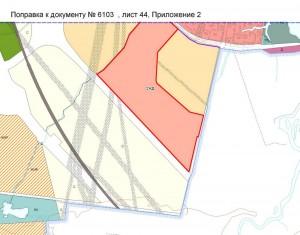 Схема смены зонирования этажности